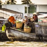 Floating Markets of the Mekong Delta