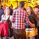 Flirting at the Oktoberfest