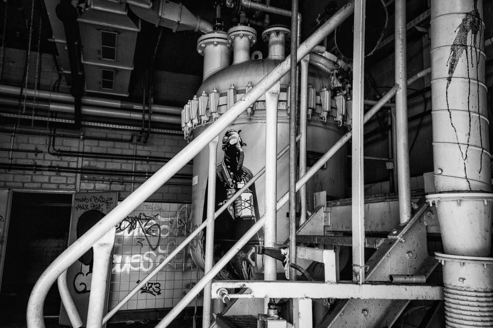 Abandoned Place – VEB Fotochemische Werke Berlin
