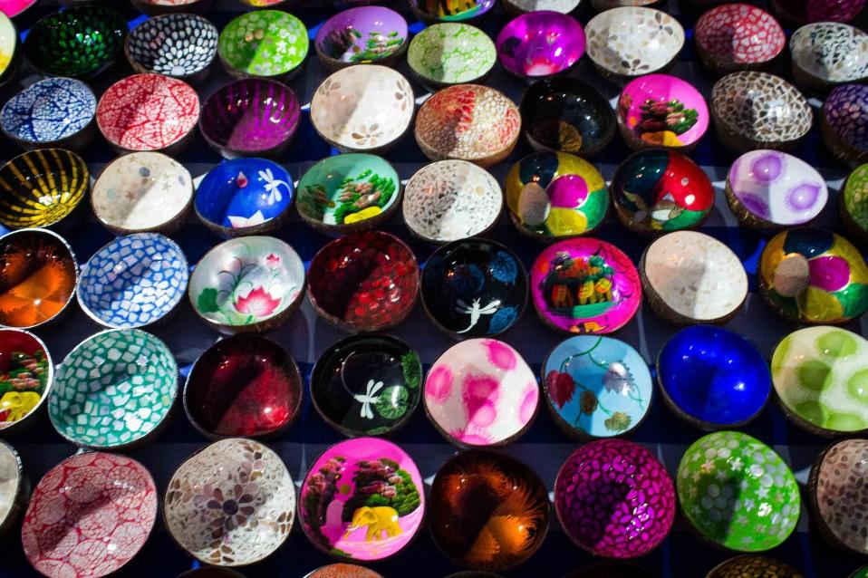 Laotian bowls